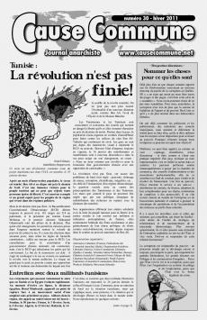Cause Commune (Québec) CC30-cover