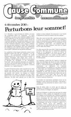 Cause Commune (Québec) CCx15-cover